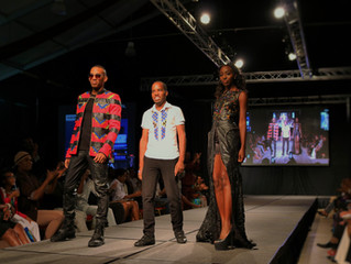 UTT CAFD Senior Thesis Fashion Show - A start for runway to retail
