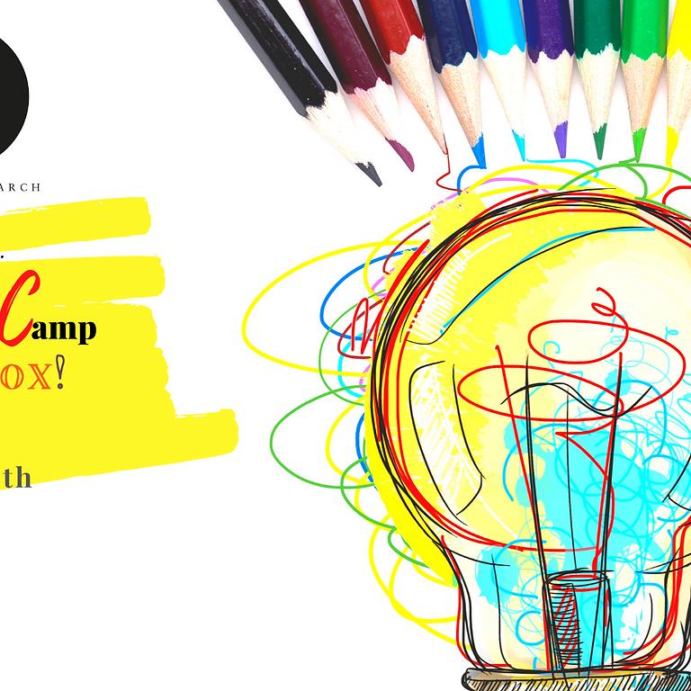Creative Camp - in a box!