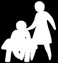 Teach The Children beeldmerk wit.png