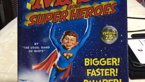 Book of the Week#3 - Mad About Superheroes 2.5