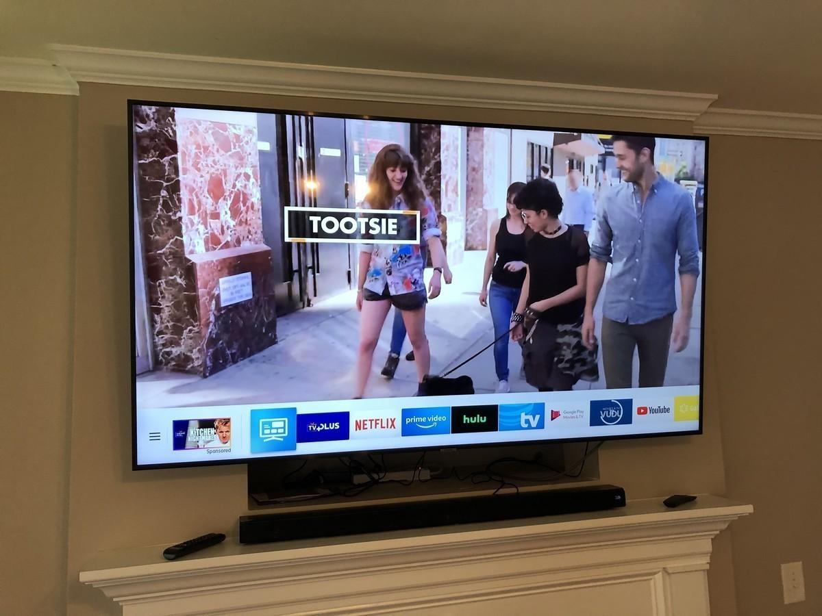nook tv mounting