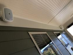 porch speakers