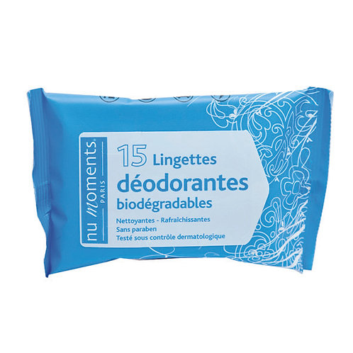 Pocket Déodorantes