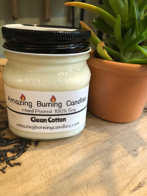 Amazing Burning Candles: Hand-Poured 100% Soy Wax