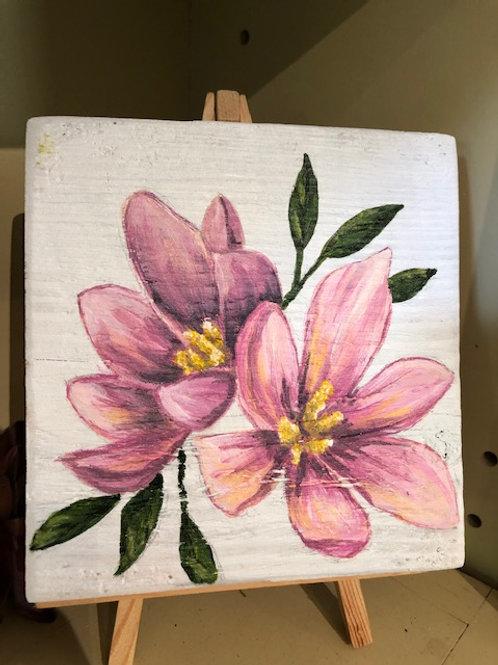 Ikaros Art - Pink Petals