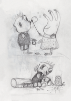 Bubble Sketch