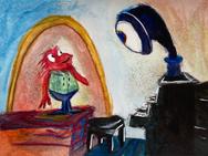 Sentient Piano