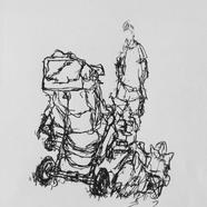 Tired Parent Stroller