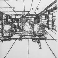 Logan Airport Interior