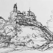 Corfu Castle Mound