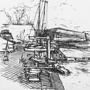 Corfu Docks