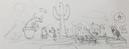 Env. Sketch 1 (Plant Party)