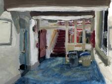 Atwater Kent Hallway