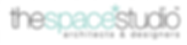 the space studio, architects and designer logo