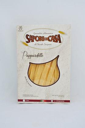 Sapori di casa- jajčni rezanci pappardelle 250g