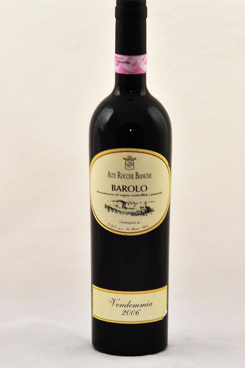 Alte Rocche Bianche- vino Barolo 750 ml