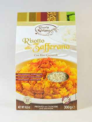 Merlano- rižota z žafranom 300 g