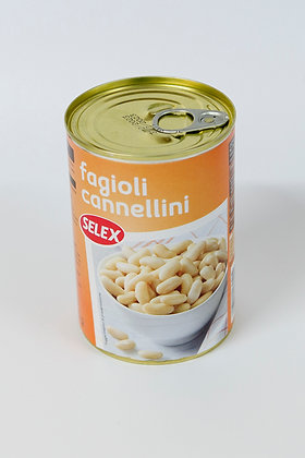 Beli fižol Cannellini 400 g
