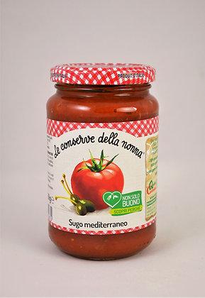 Nonna- mediteranska omaka 350g
