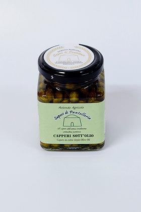 Mini kapre v ekstra deviškem oljčnem olju 150 g