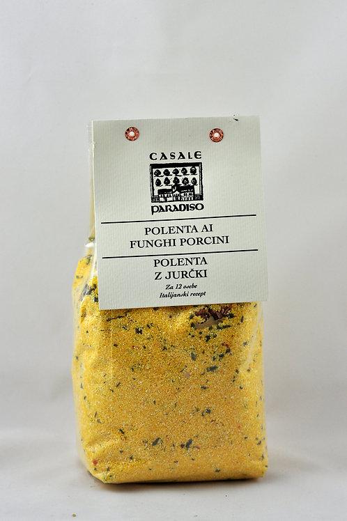 Casale polenta z jurčki 300g
