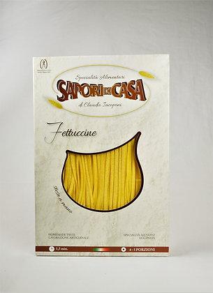 Sapori di casa- jajčni rezanci fettuccine 250g