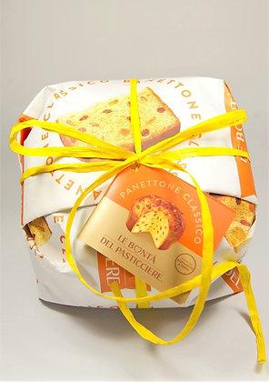 Klasični panettone s kandiranim sadjem 1000 g