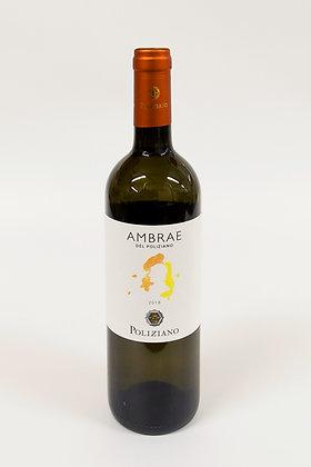 Poliziano- toskansko belo vino Ambrae Bianco di Toscana  750ml
