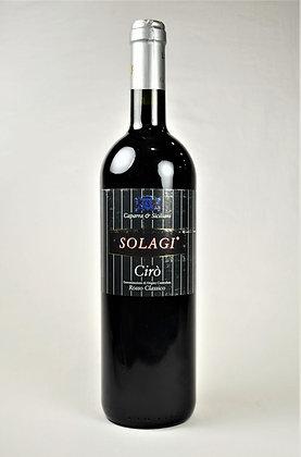 Rdeče vino Solagi- Ciro 750 ml