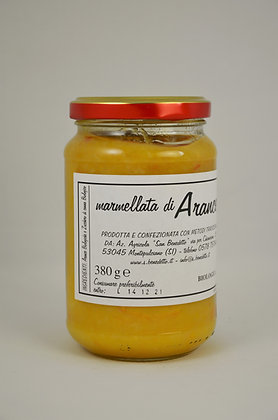 San Benedetto- džem pomaranča 380g