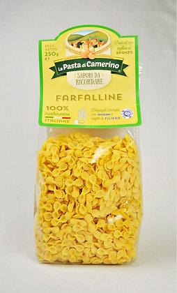 Camerino- jajčne testenine farfalline 250g