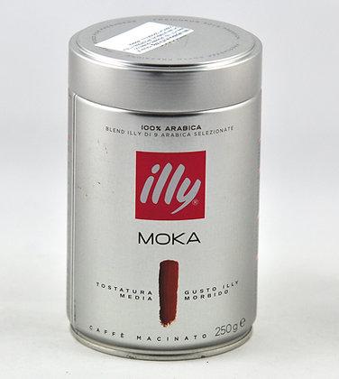 Kava Illy moka 250 g