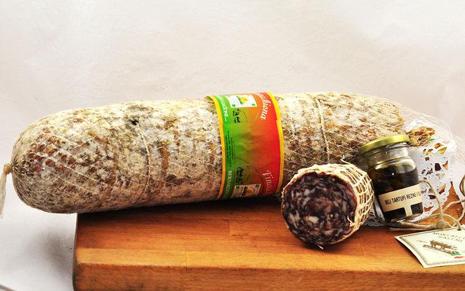 Salama iz Umbrie s tartufi v rezinah