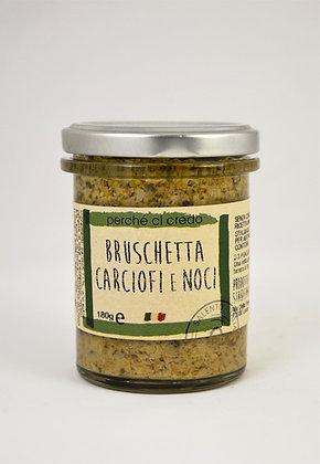Bruschetta namaz artičoka in orehi 180 g