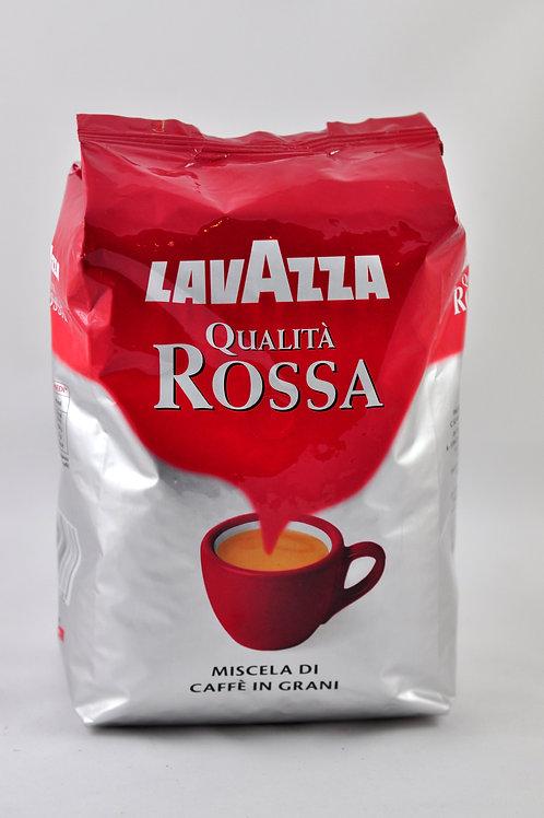 Kava Lavazza rdeča 100 % arabika v zrnu 1000g