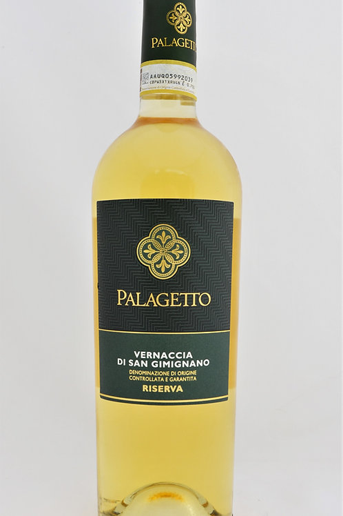 Belo vino Vernaccia di San Gimignano Riserva, Palagetto, 750 ml