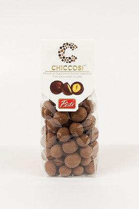 Siciljanski lešniki obliti z mlečno čokolado 200 g