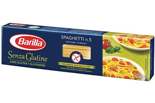 Barilla- koruzni riževi špageti brez glutena 400g