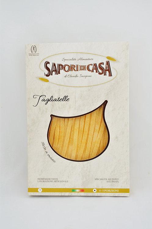 Sapori di casa- jajčni rezanci tagliatelle 250g
