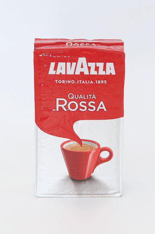 Kava Lavazza rdeča 100 % arabika mleta 250 g
