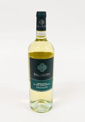 Palagetto- BIO belo vino Vernaccia di San Gemignano docg 750ml