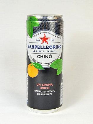 San Pellegrino- gazirana pijača z okusom chinotto 330 ml