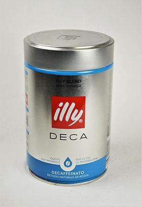 Kava Illy brez kofeina mleta 250 g