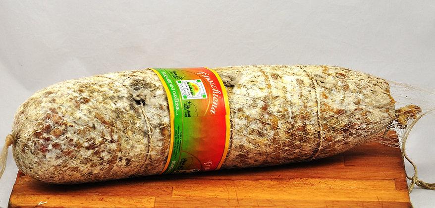 Salama iz Umbrie s tartufi na kos