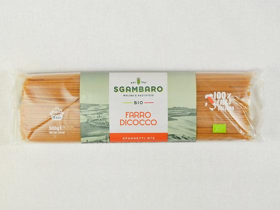 Sgambaro- pirini špageti 500 g