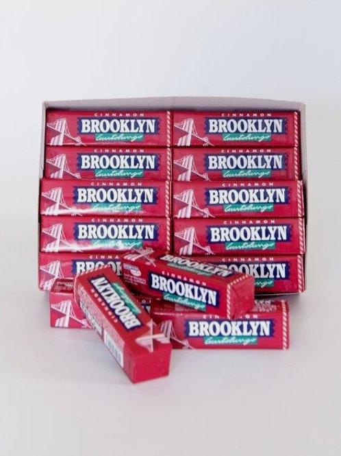 Brooklyn cimet žvečilni gumiji