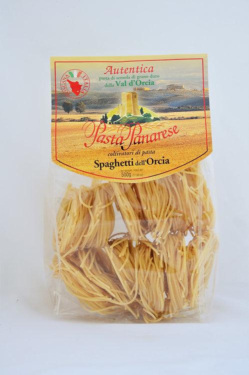 Pasta Panarese - spaghetti dell' 'Orcia 500g