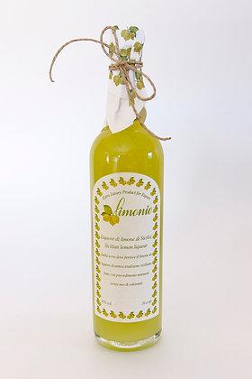 Limoncello limonin liker iz Sicilije 700 ml