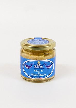 File mečarice v olivnem olju 220 g