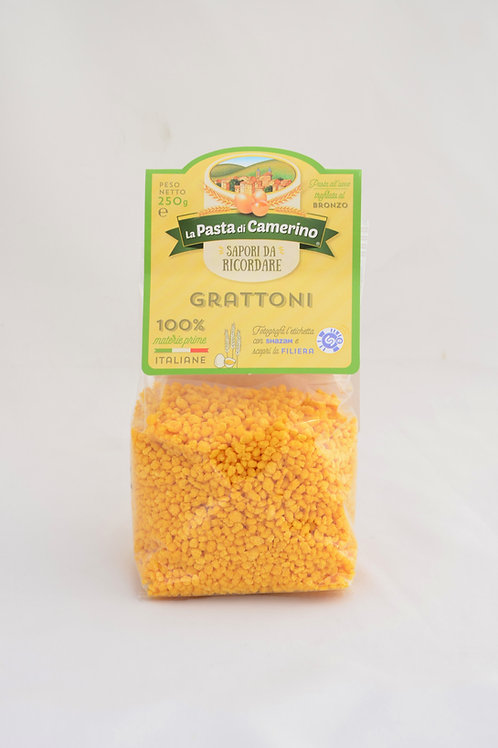 Camerino grattoni jušna kaša 250g